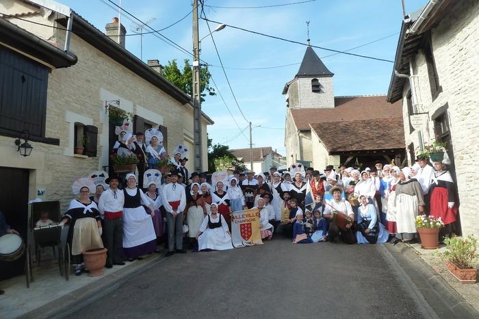 Journées du patrimoine 2017 - Ailleville, capitale du