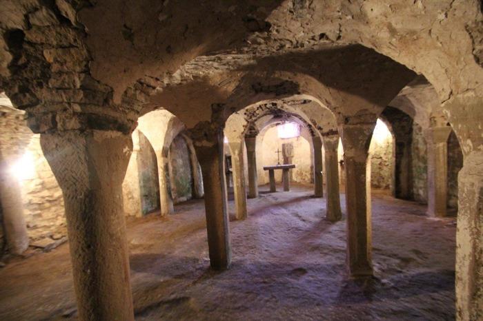 Journées du patrimoine 2018 - Visite-découverte de l'ancienne abbaye bénédictine Saint-Maur de Bleurville