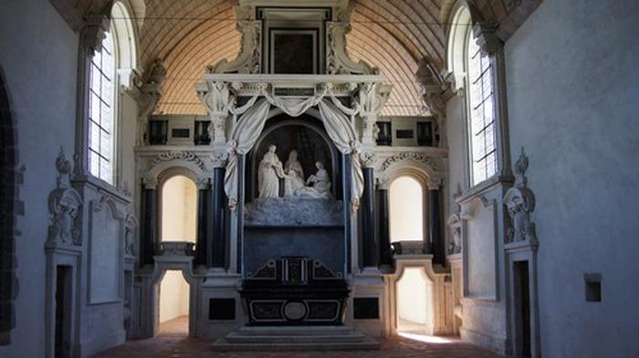 Journées du patrimoine 2018 - Visite découverte de la chapelle des Calvairiennes