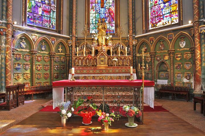 Journées du patrimoine 2018 - Visite-découverte de la chapelle Saint-Joseph