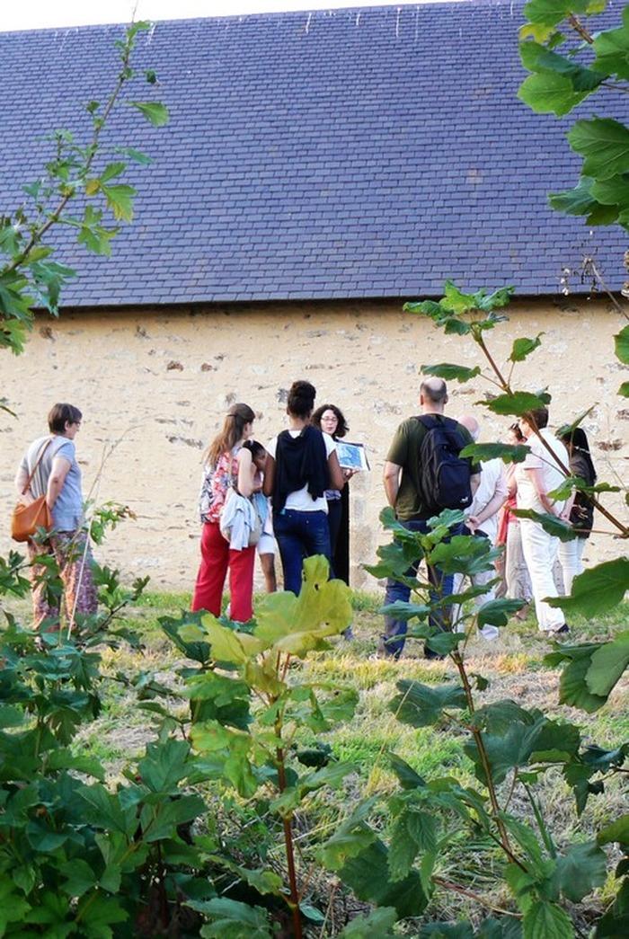 Journées du patrimoine 2018 - Visite découverte de la chapelle Saint-Léonard