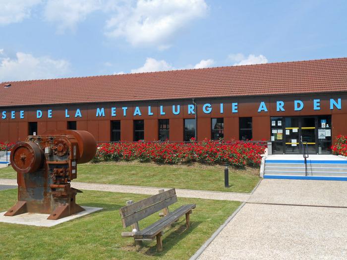 Crédits image : Musée de la Métallurgie Ardennaise
