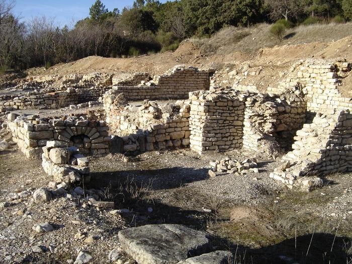 Journées du patrimoine 2018 - Visite-découverte de la villa gallo-romaine des Bruns à Bédoin