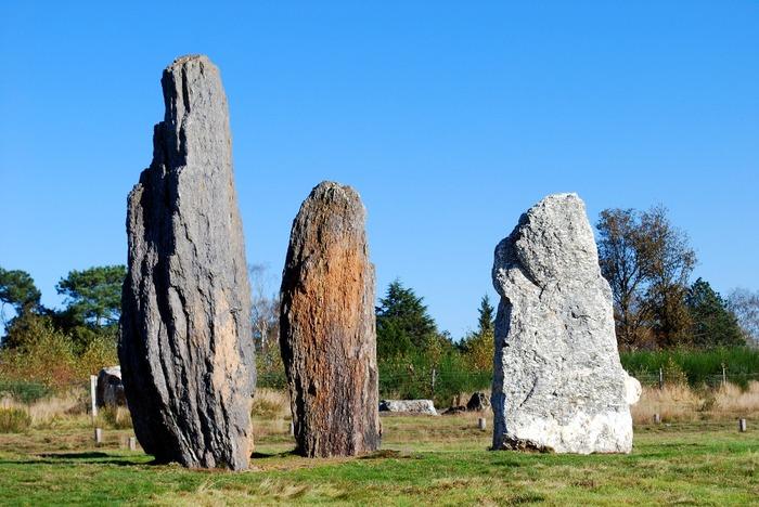 Journées du patrimoine 2018 - Visite découverte des alignements de menhirs du Moulin