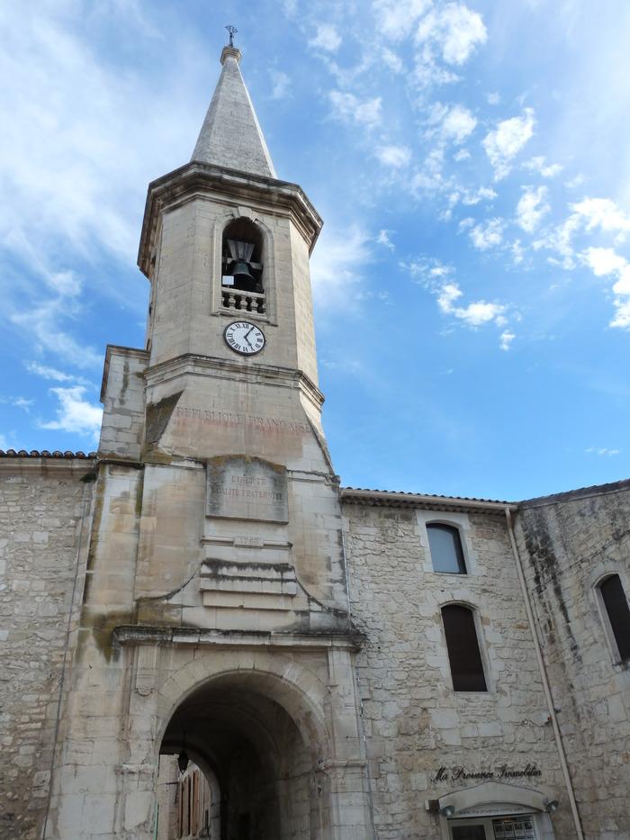 Journées du patrimoine 2018 - Visite-découverte du village de Saint-Didier