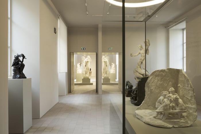 Crédits image : Musée Camille Claudel à Nogent-sur-Seine  ©musée Camille Claudel, photo Marco Illuminati