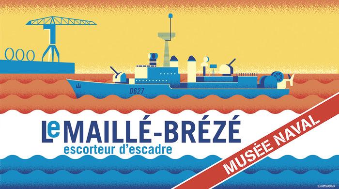 Journées du patrimoine 2018 - Visite découverte Guidée du Musée Naval Maillé Brézé