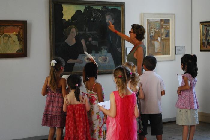 Crédits image : Photo musée M. Denis.