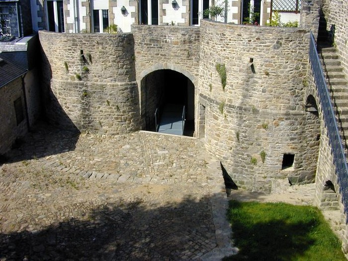 Journées du patrimoine 2018 - Visite - découverte libre : Porte et bastion de Gréguennic