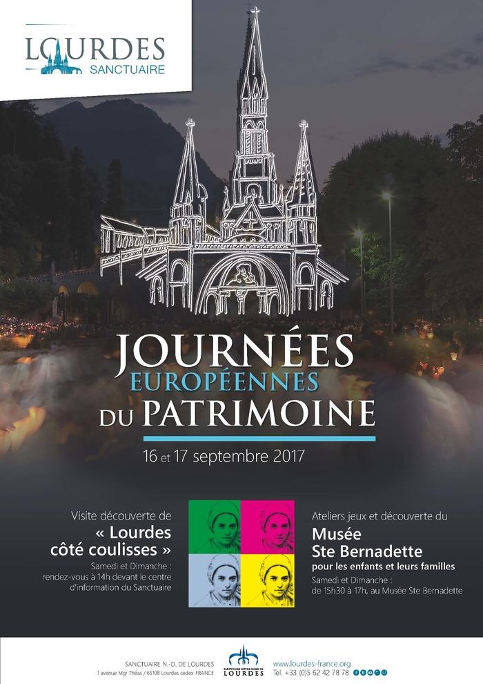 Journées du patrimoine 2017 - Visite-découverte