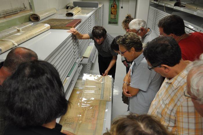 Journées du patrimoine 2018 - Les Archives départementales