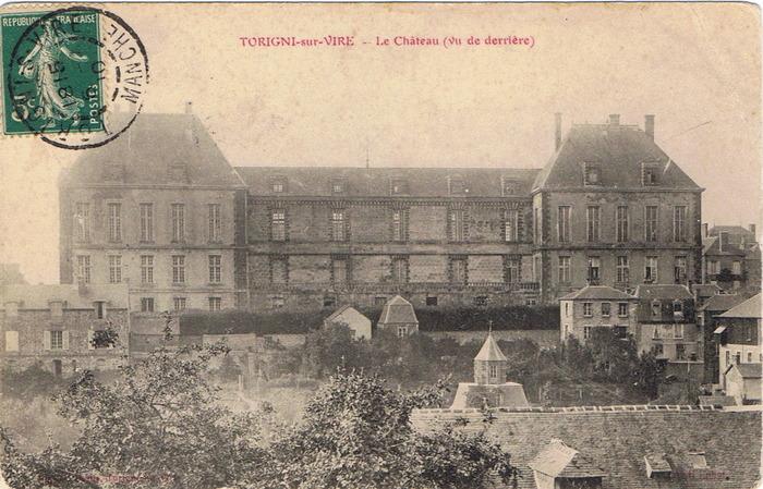 Journées du patrimoine 2018 - Visite guidée du château des Matignon