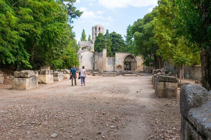 Journées du patrimoine 2018 - Visite des Alyscamps: La réléve du patrimoine