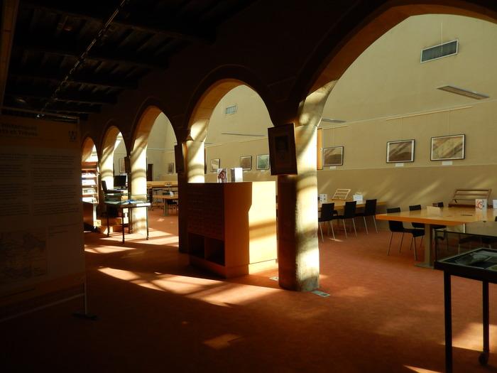 Journées du patrimoine 2018 - Visite des Archives municipales de Metz