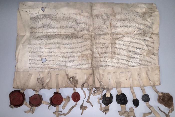 Journées du patrimoine 2018 - Visite des Archives municipales de Rouffach