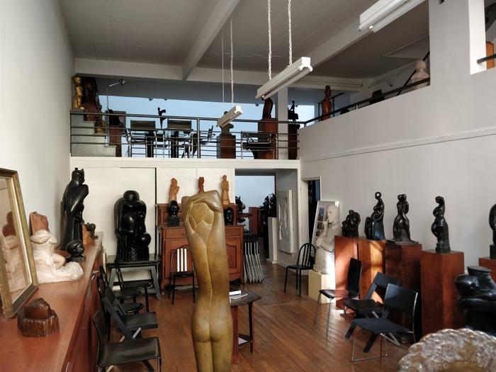 Journées du patrimoine 2018 - Visite des ateliers Chana Orloff d'Auguste Perret