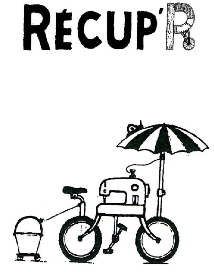 Journées du patrimoine 2018 - Visite des ateliers d'auto-réparation de vélo et de couture, Récup'R