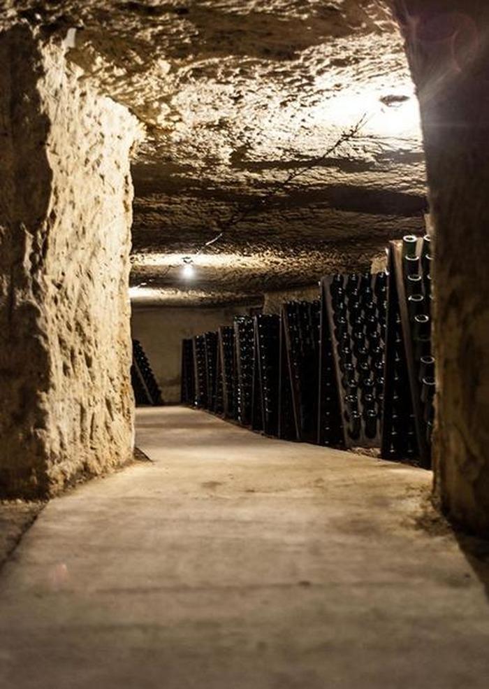 Journées du patrimoine 2017 - Visite des caves du domaine