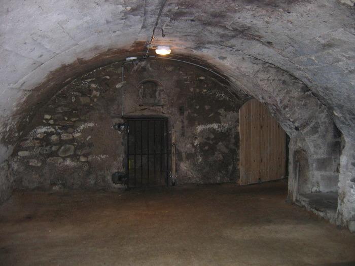 Journées du patrimoine 2018 - Visite commentée des caves du Seigneur.