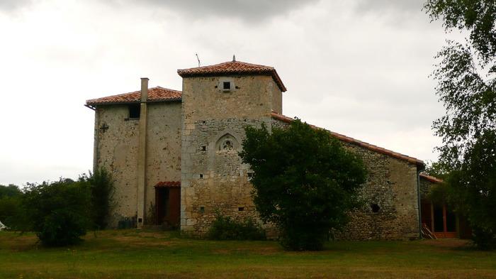 Journées du patrimoine 2018 - Visite guidée de la chapelle de Loubressac à Mazerolles