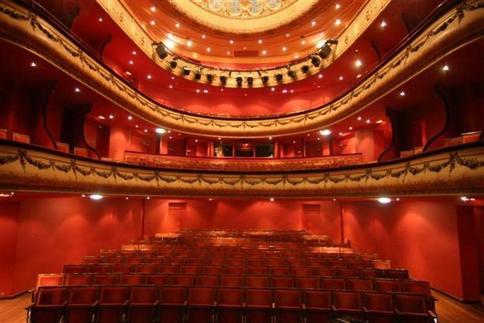 Journées du patrimoine 2018 - Visite des coulisses d'un théâtre à l'italienne du XVIIIème siècle