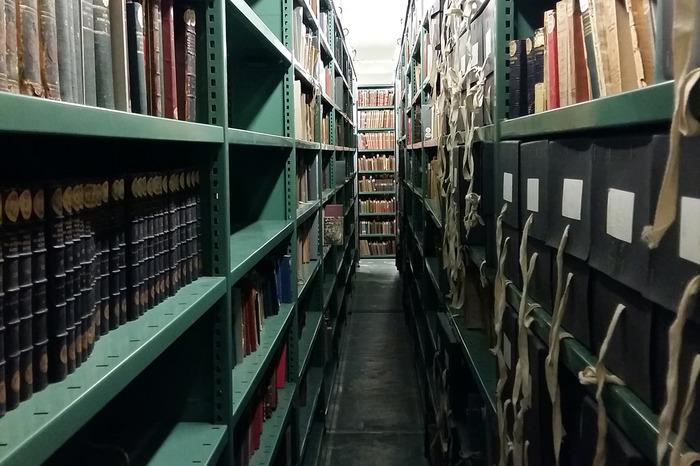 Journées du patrimoine 2018 - Visite des coulisses de la bibliothèque Sainte-Geneviève
