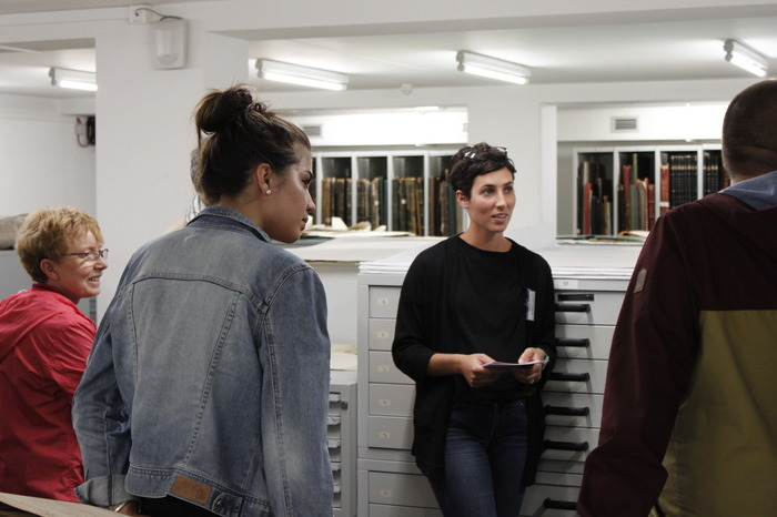 Journées du patrimoine 2018 - Visite des coulisses des Archives de Paris