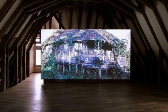 Journées du patrimoine 2018 - Visite des expositions d'art contemporain