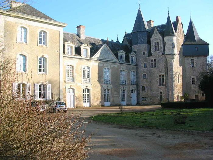 Journées du patrimoine 2018 - Visite des extérieurs du château de Maurepart et de ses anciennes écuries