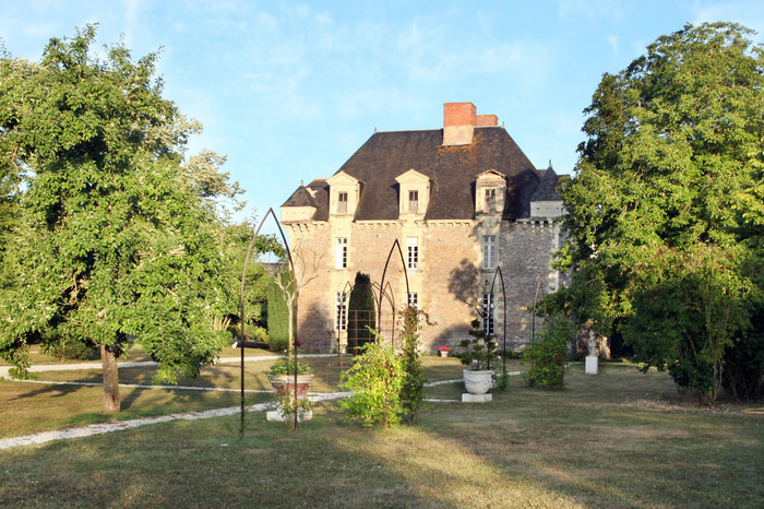 Journées du patrimoine 2017 - Visite des extérieurs du Château et du Parc