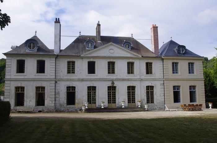 Journées du patrimoine 2018 - Visite guidée des extérieurs et du parc du château de Couvicourt