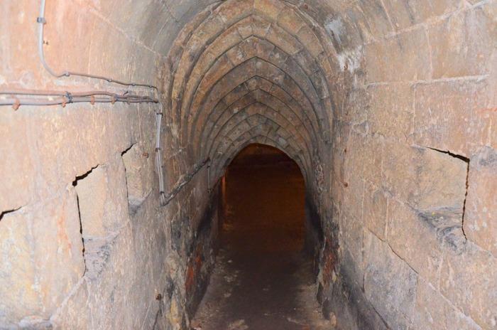 Journées du patrimoine 2018 - Visite libre des galeries souterraines