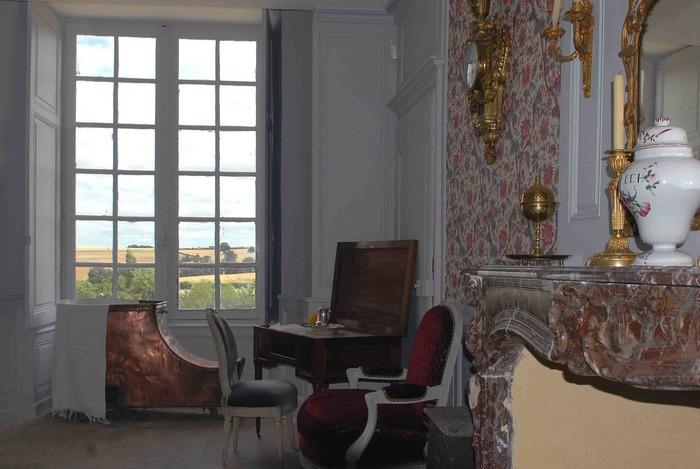 Journées du patrimoine 2018 - Visite des intérieurs de l'ancien Palais Abbatial