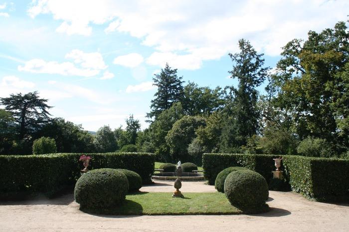 Crédits image : Jardins de La Croze