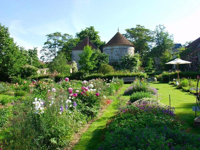 Journées du patrimoine 2018 - Visite des jardins de la maison de Butel