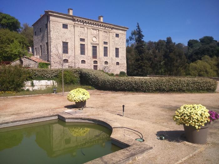 Journées du patrimoine 2018 - Visite des jardins du Château de Vaugrenier