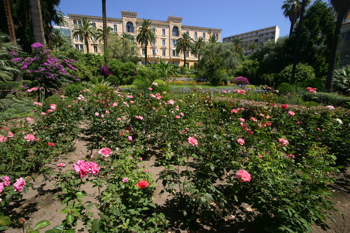 Journées du patrimoine 2018 - Jardins de l'Hôtel de la Collectivité de Corse