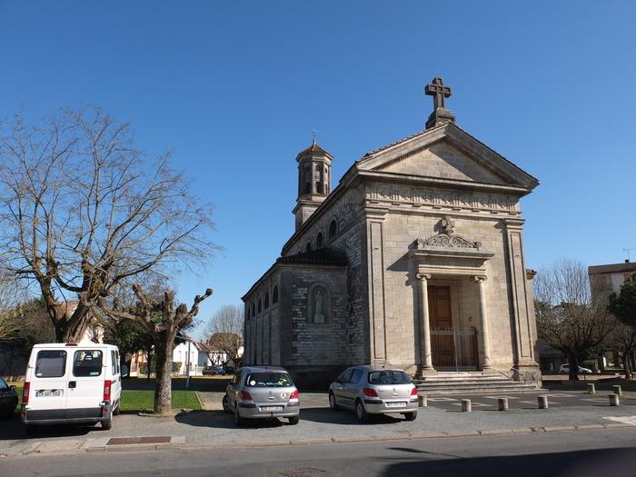 Journées du patrimoine 2018 - Visite de l'église Saint-Pierre.