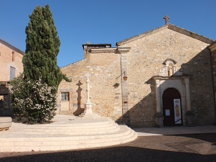 Journées du patrimoine 2018 - Visites guidées de l'église Saint-Pierre-ès-Liens