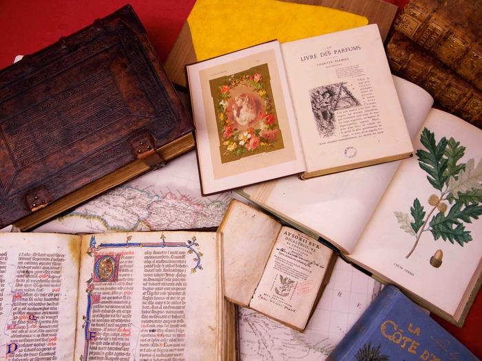 Journées du patrimoine 2018 - Visite des magasins de conservation de la Villa Saint-Hilaire à Grasse