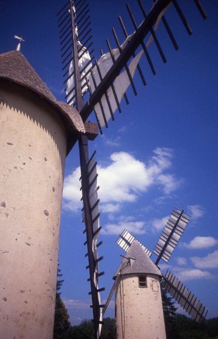 Journées du patrimoine 2017 - Visite des Moulins du Terrier Marteau