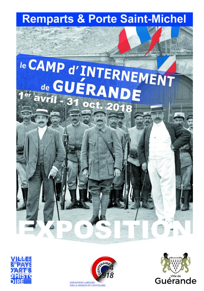 Journées du patrimoine 2018 - Visite des Remparts et de l'exposition 2018 de la porte Saint-Michel