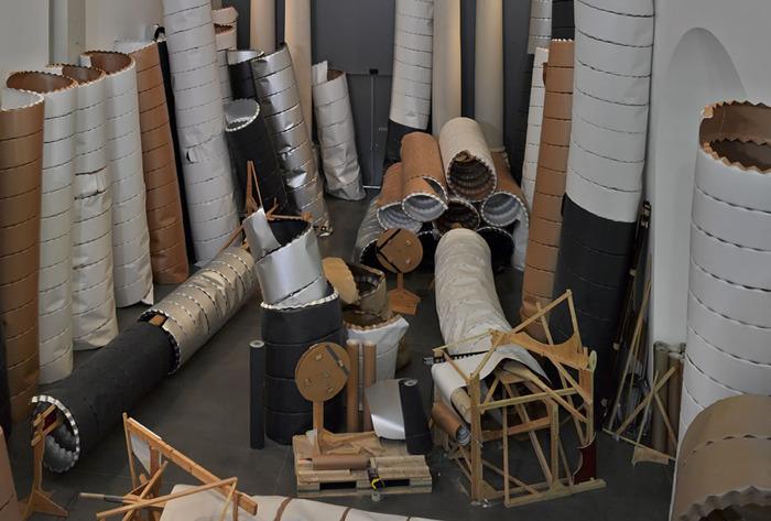 Journées du patrimoine 2017 - Réserves d'oeuvres du Frac Alsace