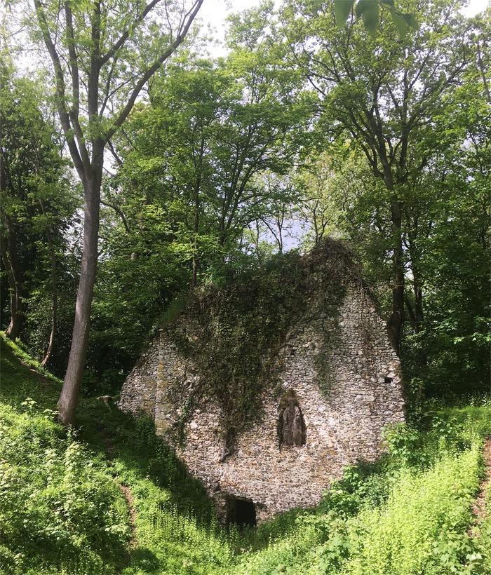 Journées du patrimoine 2018 - Visite libre des ruines du château médiéval