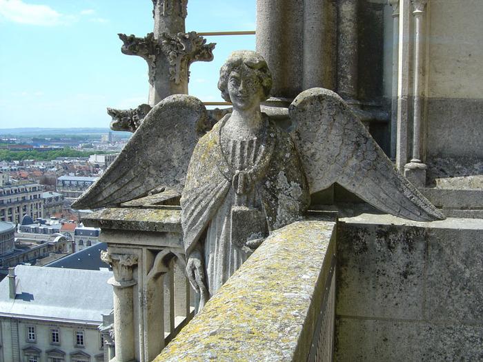 Journées du patrimoine 2018 - Visite des tours de la cathédrale