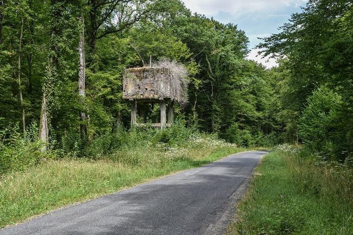 Journées du patrimoine 2018 - Visite des vestiges de 1914-1918