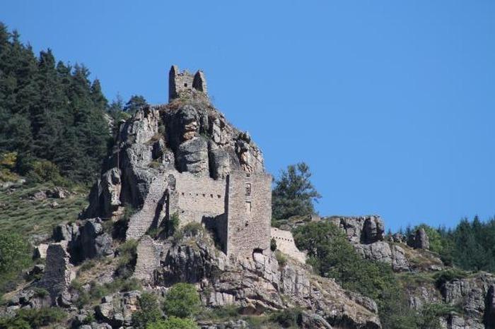 Journées du patrimoine 2018 - Visite commentée des vestiges de Rochebonne.