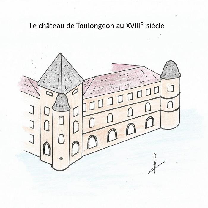 Journées du patrimoine 2018 - Visite des vestiges du Château de Toulongeon