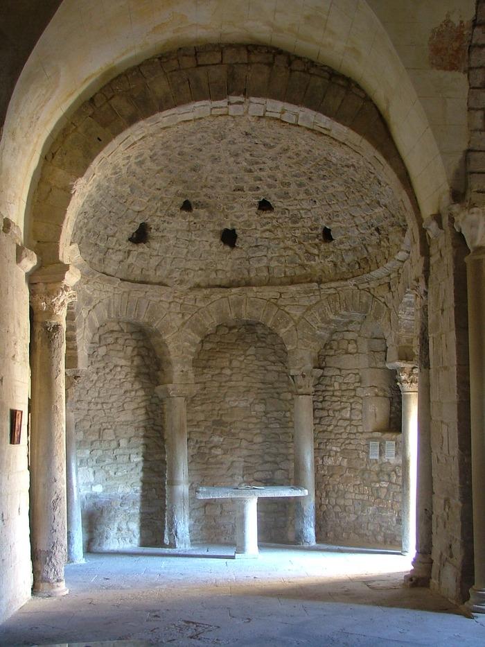 Journées du patrimoine 2018 - Visite du