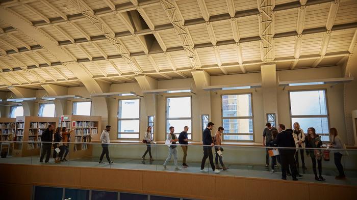 Journées du patrimoine 2018 - Visite guidée du bâtiment par les étudiants